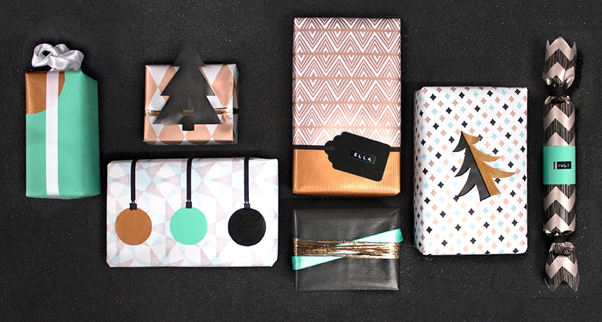 Geschenke kreativ verpacken leicht gemacht - mit Anleitung - Sutter ...