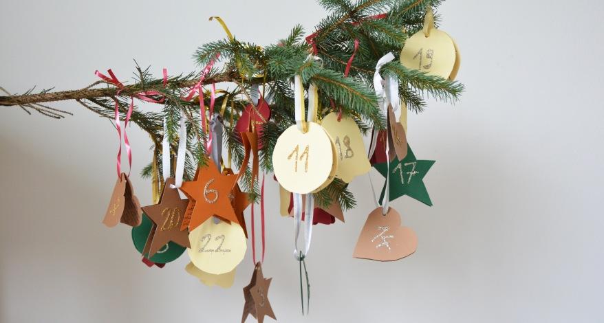 Weihnachtskalender Büro.Adventskalender Für Die Seele Zum Nachbasteln Sutter Büro Papeterie