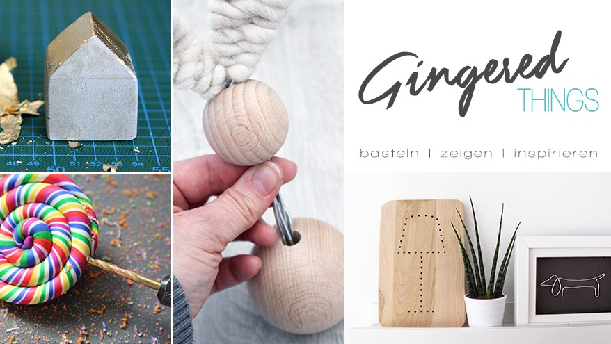 Do it yourself-Bloggerin Dani von Gingeredthings im Interview.